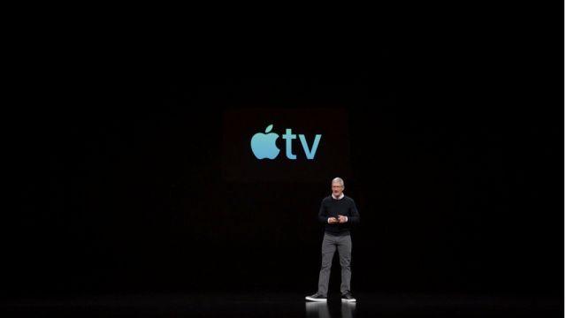 Apple TV, Funciones, Control, Novedades