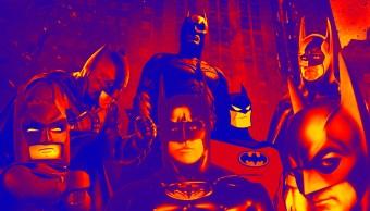 Todos los Batman del cine reunidos