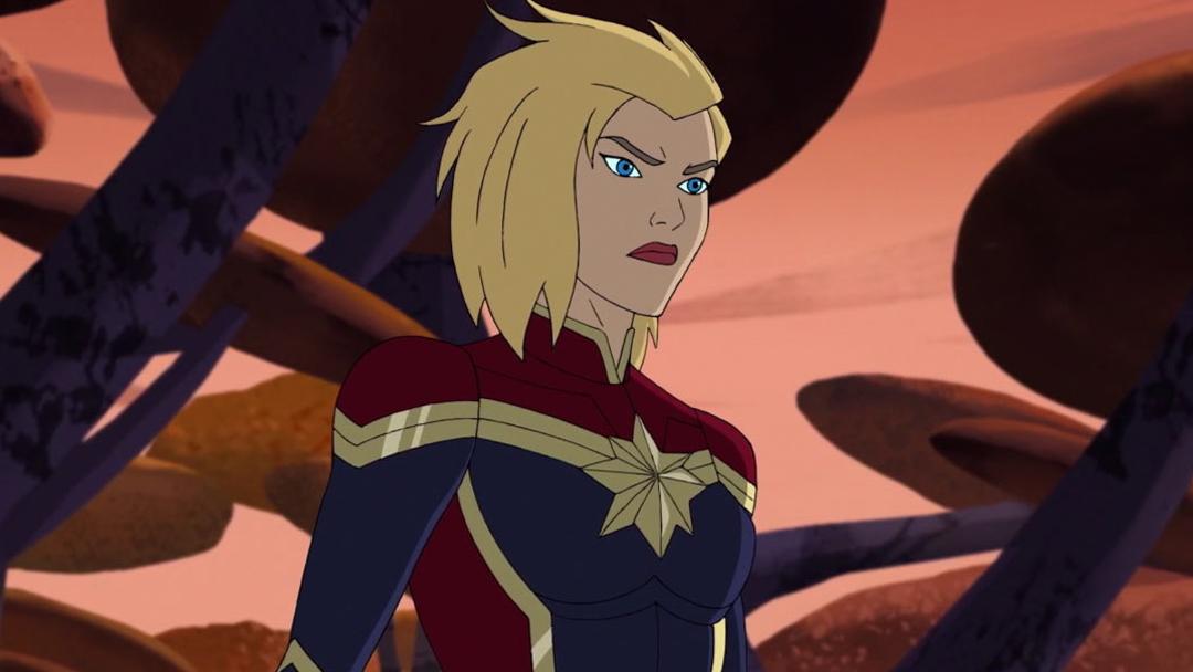 Captain Marvel, Serie Animada, Película, Cancelada