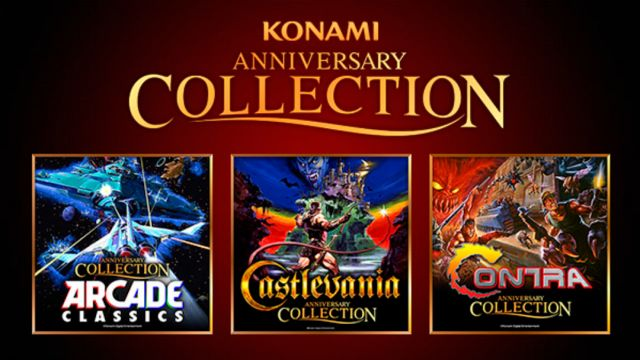 Castlevania, Anniversary, Collection, Konami