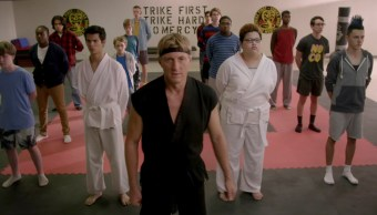 Cobra Kai, YouTube, Serie, Tráiler