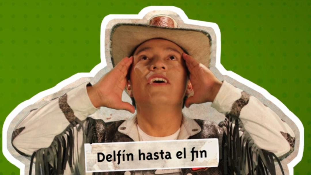 Delfín, Hasta El Fin, Alcalde, Ecuador
