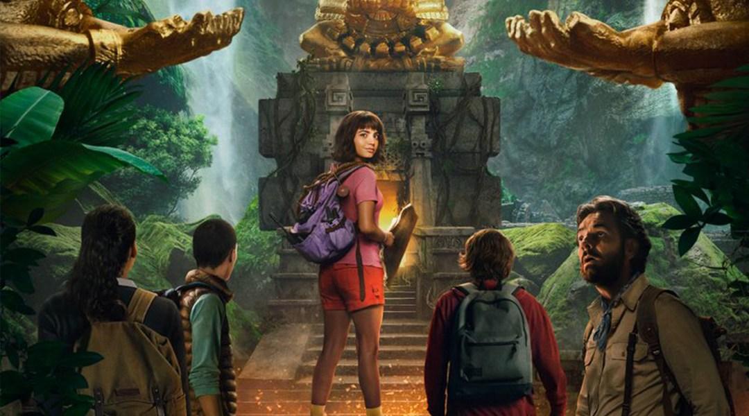 Ya tenemos el primer tráiler de Dora la Exploradora