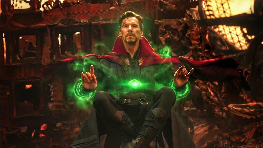 Dr. Strante-Futuros Posibles-Infinity War