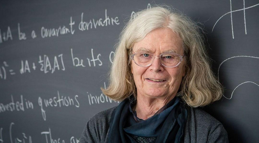 Karen Uhlbenck-Premio Abel-Nobel-Matemáticas