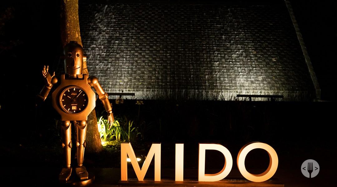 Mido, Superprecise, Lanzamiento