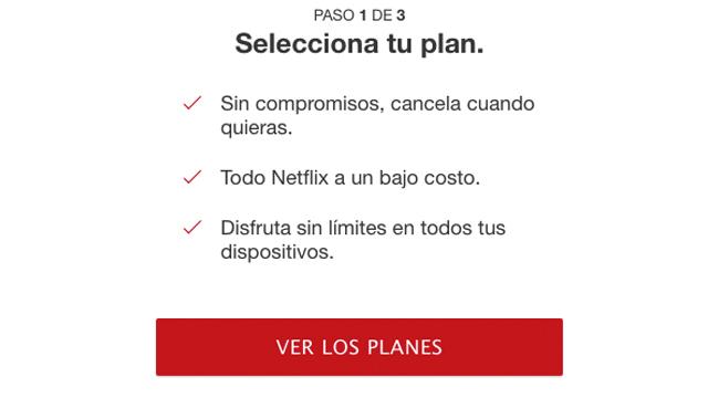 Netflix, Prueba Gratis, México, Quitar
