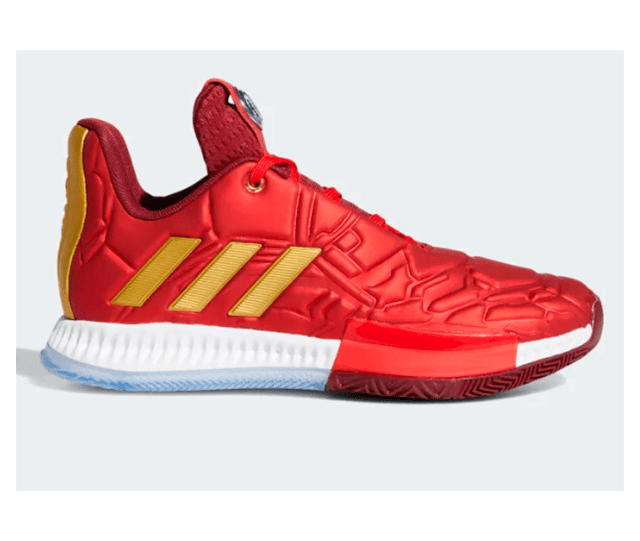 Adidas x Marvel: Heroes Among Us: Iron MAn