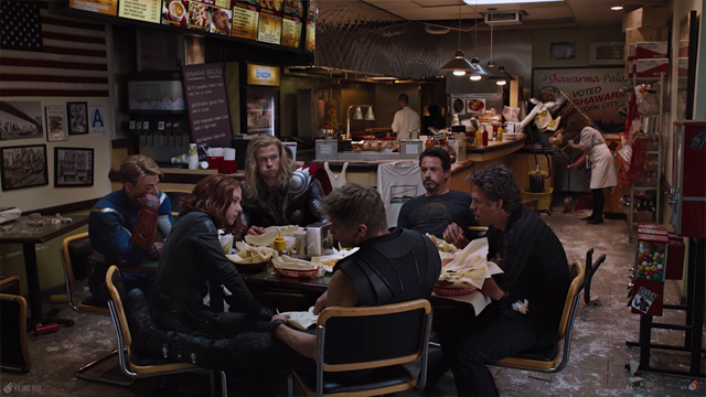 Avengers, Endgame, Referencias, Spoilers