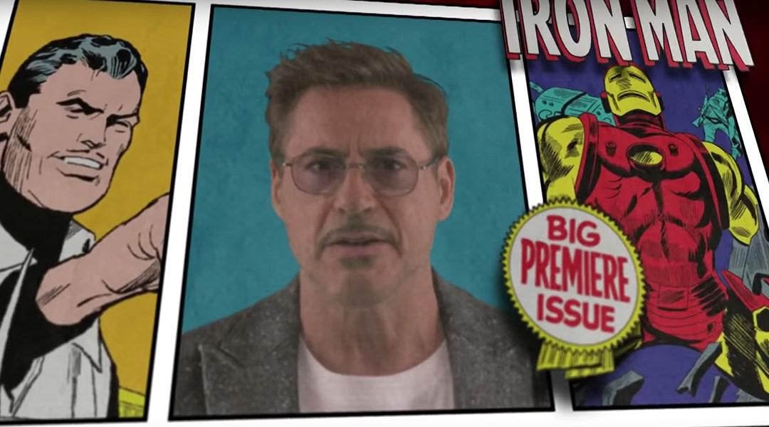 Avengers cantan en Tributo Stan Lee