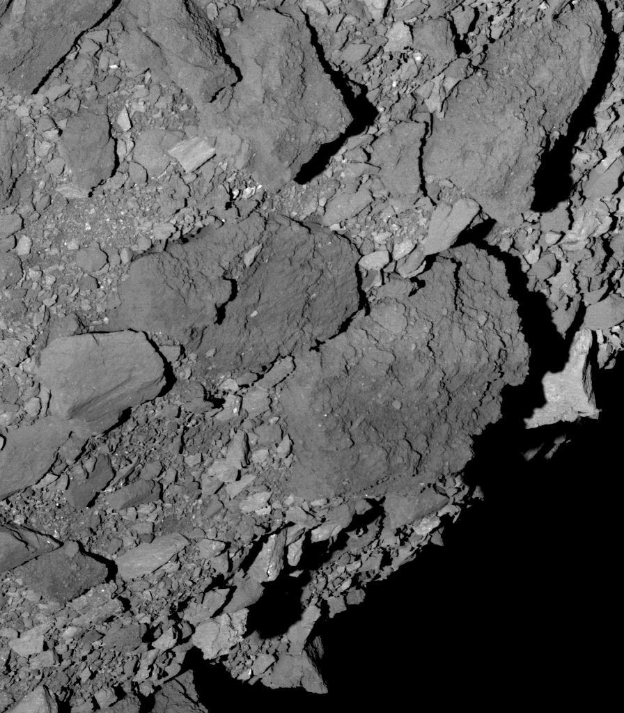 Bennu, Asteroid, NASA, Photos
