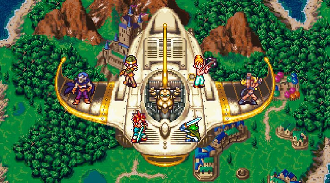 Chrono Trigger, Mejor Juego, 30 Años, Zelda
