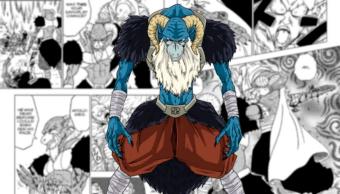 El nuevo villano de Dragon Ball Super
