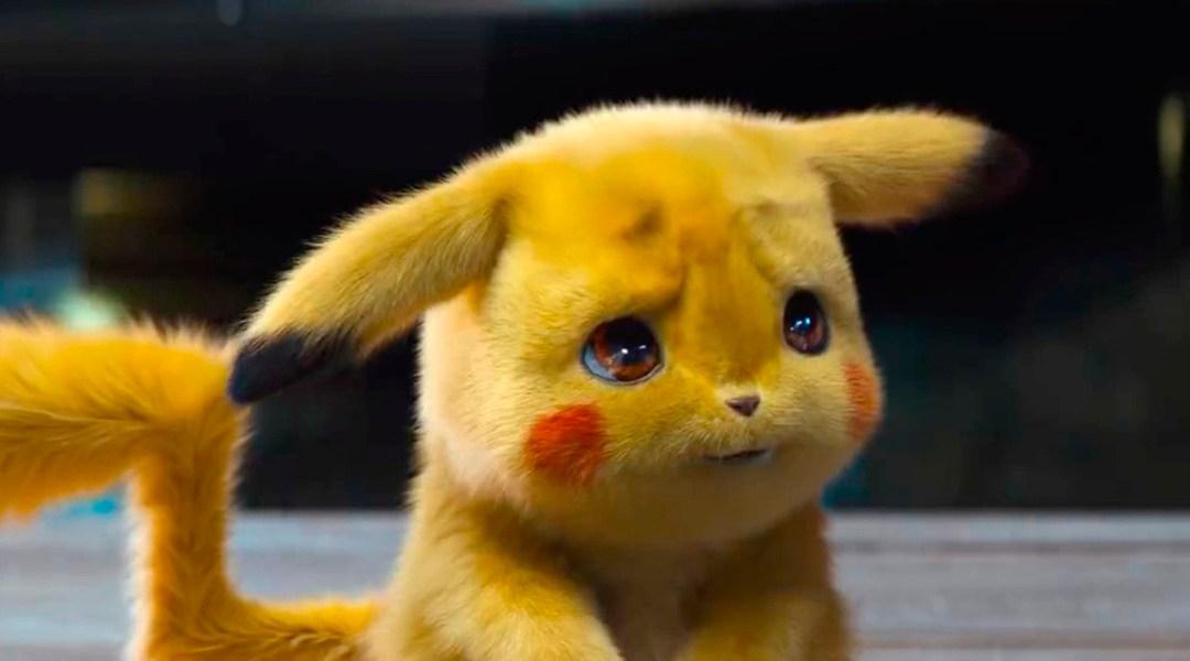 Detective Pikachu, Tráiler, Película, Pikachu