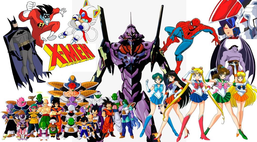 Día del Niño Animes Caricaturas Nostalgia