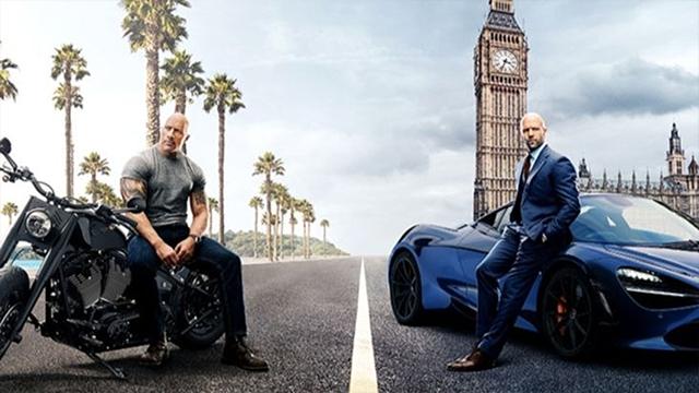 Fast & Furious, Hobbs & Shaw, Keanu Reeves, Villano