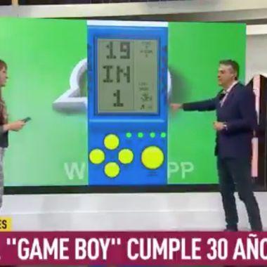 Game Boy, 30 Aniversario, Argentina, Pirata