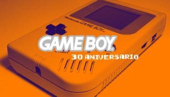 la consola Game Boy cumple 30 años