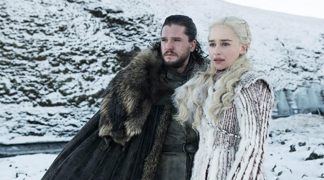 Game of Thrones-Cap 1-Temporada 8