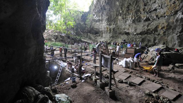 Homo luzonensis, Especie Humana, Restos, Filipinas