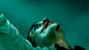 Poster oficial de joker con Joaquin Phoenix