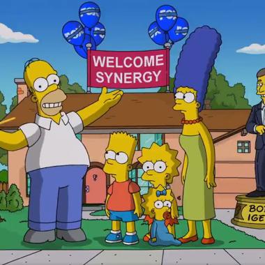 Los Simpson en disney Plus