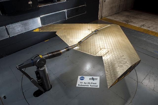 Morphing Wing MIT NASAMorphing Wing MIT NASA