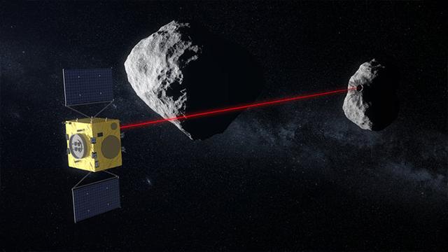 La NASA analiza cómo actuar ante un posible impacto de asteroides