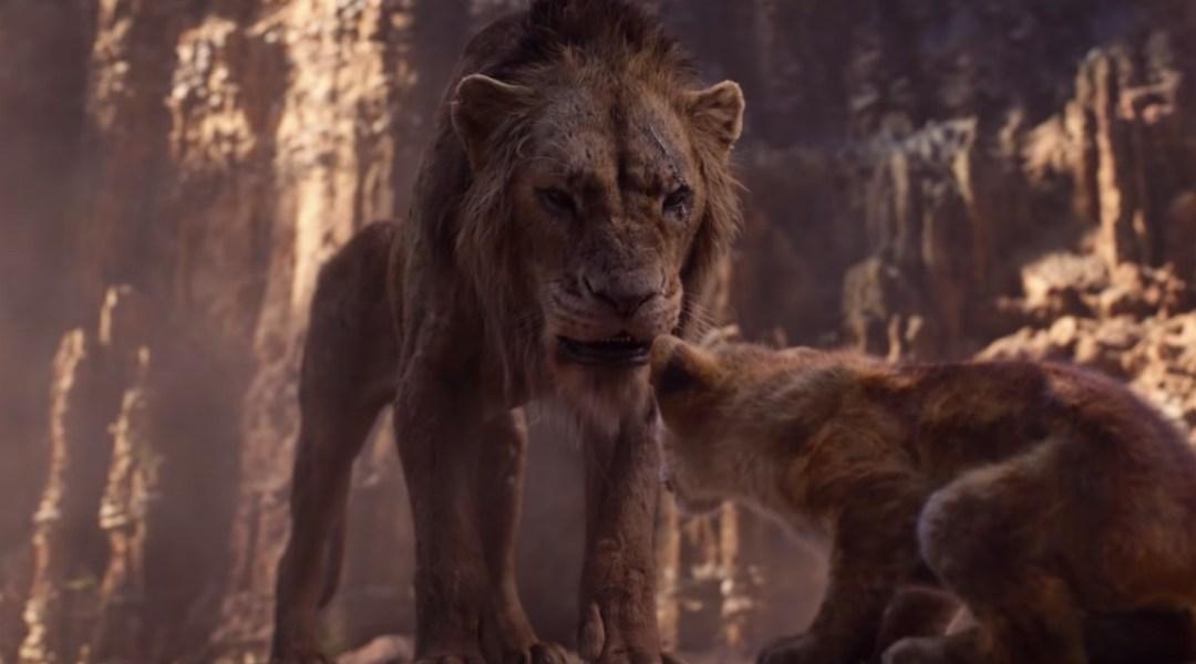 Scar Hace Su Aparicion En El Nuevo Trailer De El Rey Leon