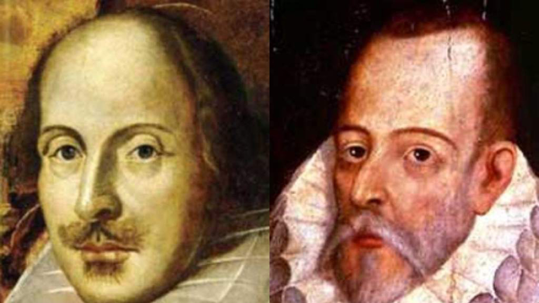 William Shakespeare Y Miguel De Cervantes Saavedra No Murieron El Mismo Día Código Espagueti