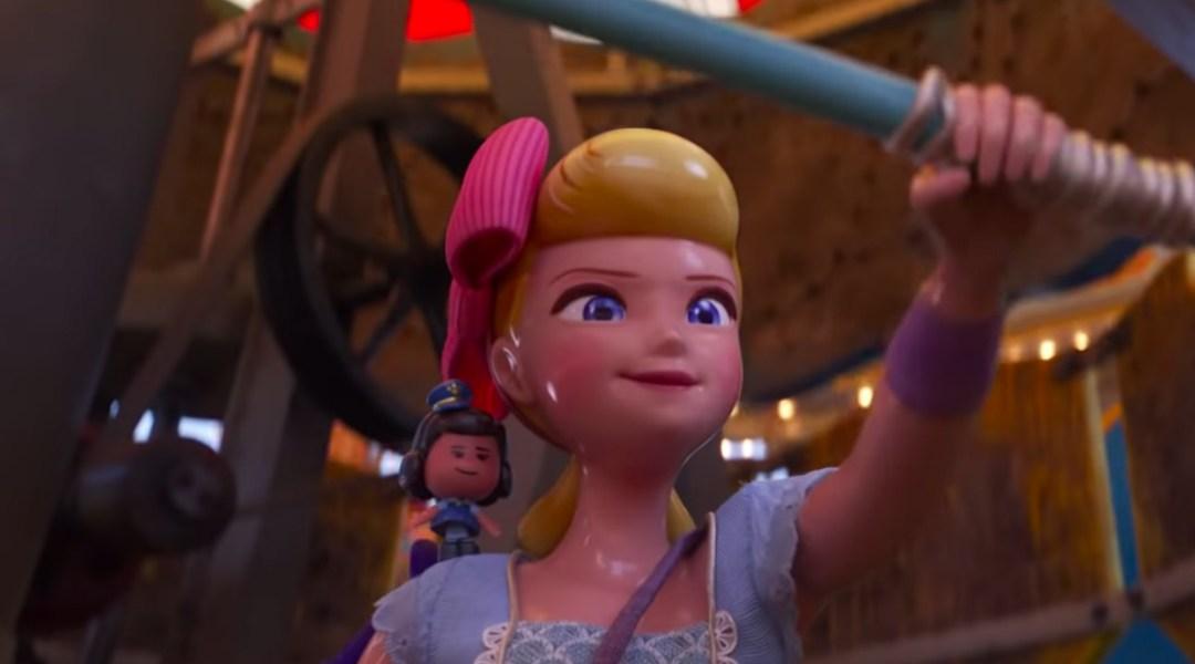 Resultado de imagen para Bo Peep Toy story 4