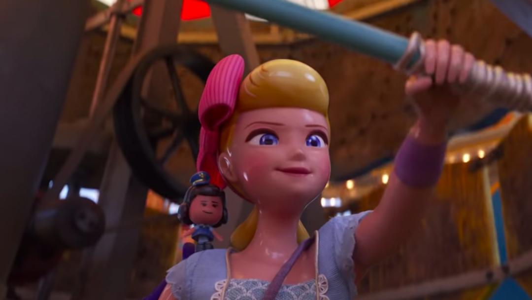 Toy Story 4-Spot-TV-Bo Peep