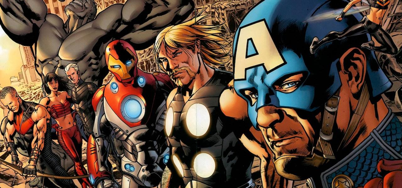 Foto Ultimates Marvel Cómics Avengers 25 Abril 2019