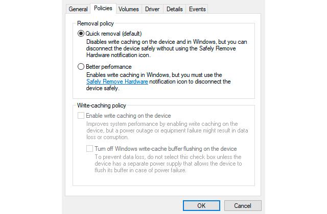Quick Removal (Microsoft)