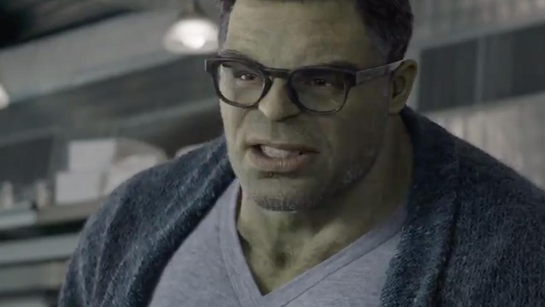 Avengers Endgame, Kevin Feige, Hulk, Chasquido