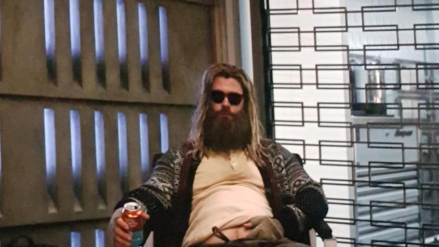 Chris Hemsworth, Avengers Endgame, Gambit, Wolverine