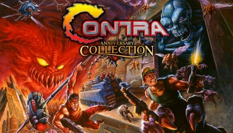 Contra, Anniversary Collection, Konami, Juegos