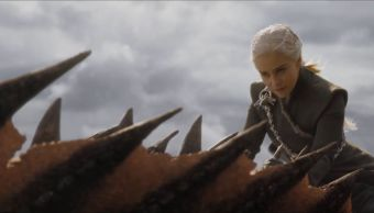 Foto Daenerys Dragon Kings Landing 14 Mayo 2019