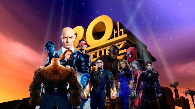 Deadpool, X Men, Fantastic Four, Película