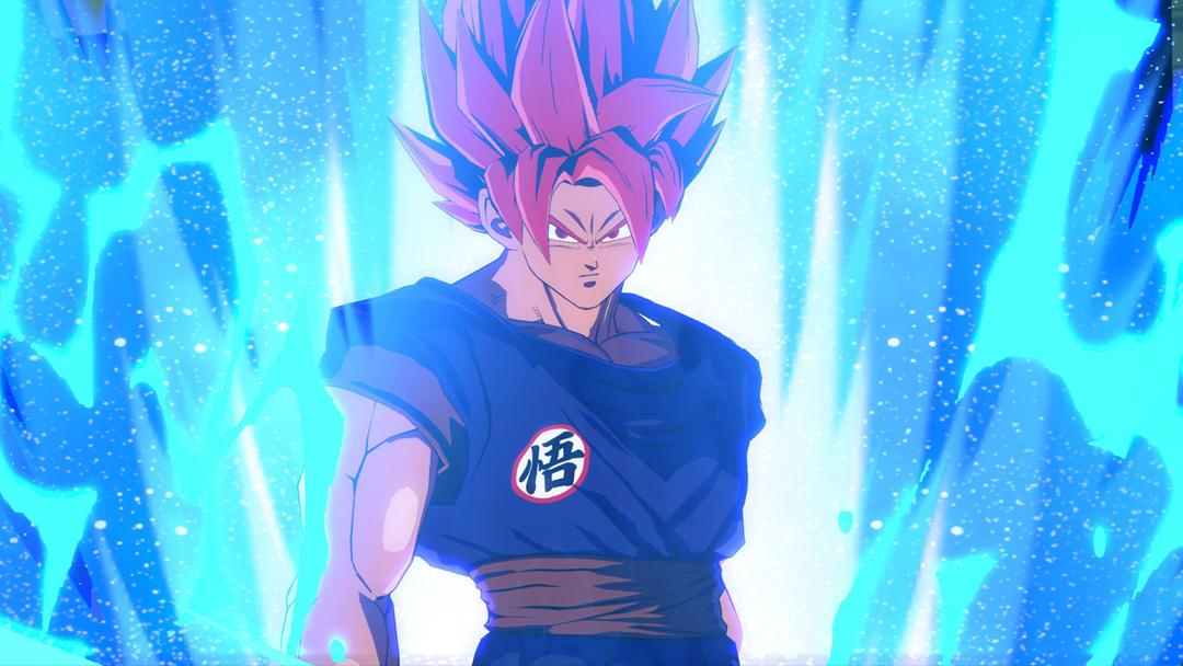 Dragon Ball, Street Fighter, Goku, Akuma