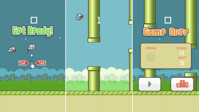 Flappy Bird, Flappy Fighter, Videojuego, Peleas