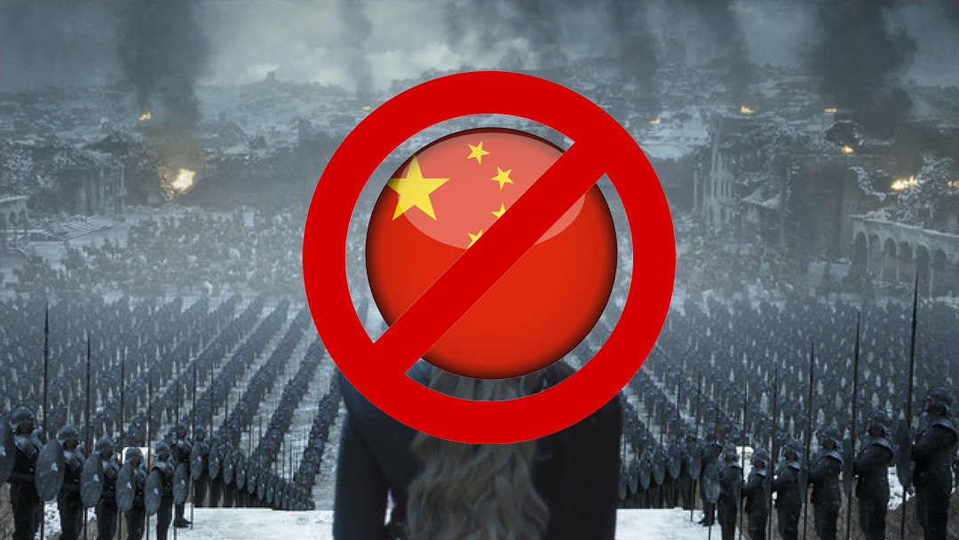 Game of Thrones, Donald Trump, China, Final