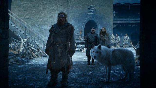 Game of Thrones, Temporada 8, Jon Snow, Ghost