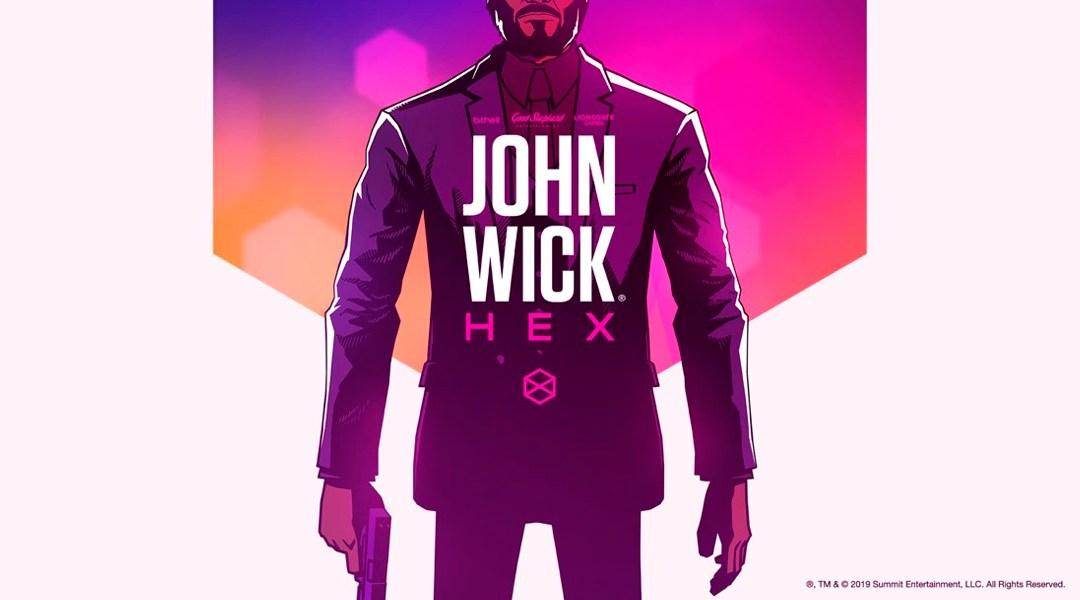 John Wick, Hex, Juego, PC