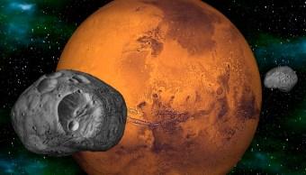 Luna, Marte, Nasa, Fobos