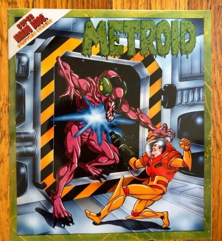 Metroid, Samus, Hombre, Caricatura