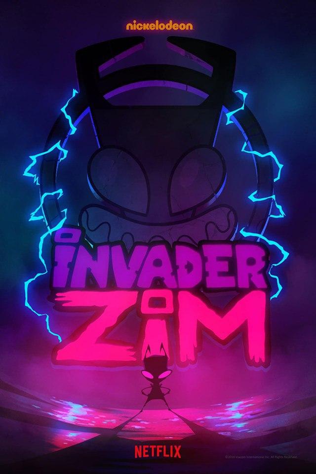 Rocko's Modern Life, Invader Zim, Netflix, Película