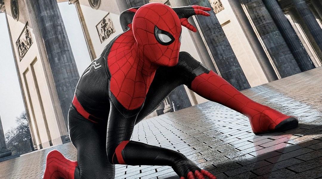 Resultado de imagen para spiderman lejos de casa