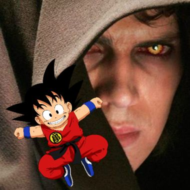 Star Wars-Dragon Ball-Akira Toriyama