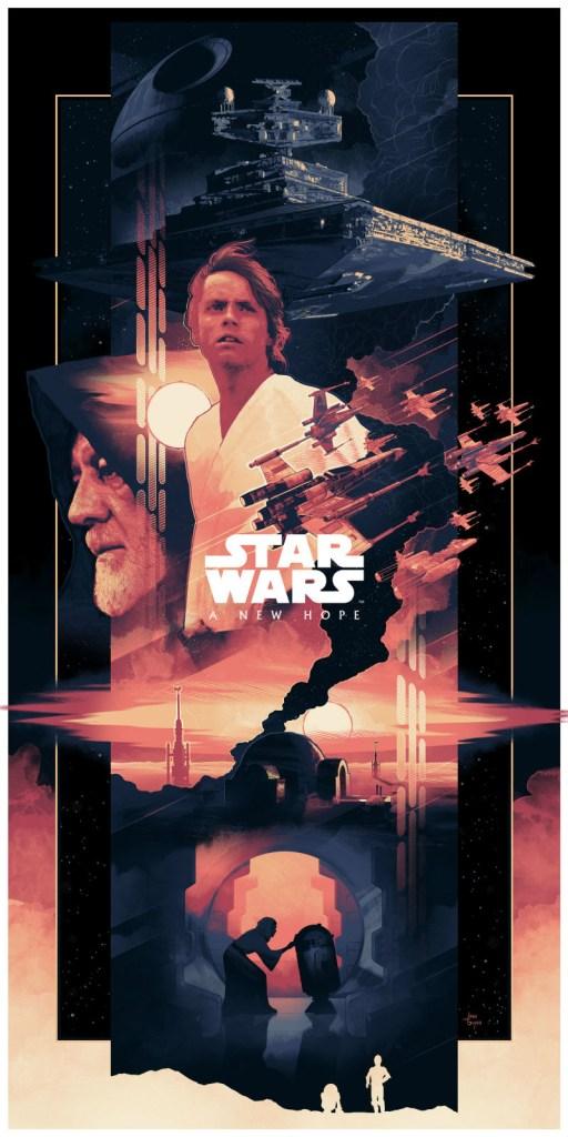 Star Wars, Pósters, Películas, Trilogía